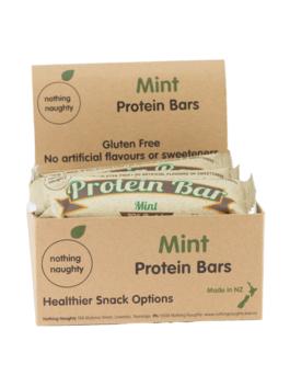NN Protein MINT 40g 12 bars per box